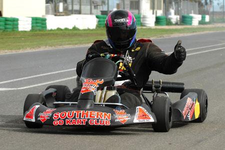 Thumbs up racing