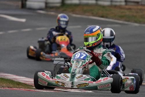 Canberra go karting